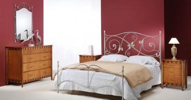 Dormitorio Cítara forja 5