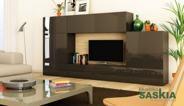 Salón Decornouveau muebles modernos