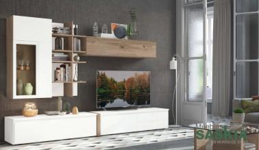 Mueble de salón, moderno 104 Rosamor