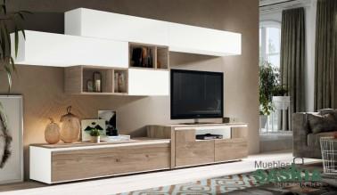 Conjunto de muebles modernos, rosamor 2