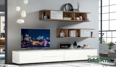 Composición de salón moderno, rosamor 9
