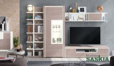 Composición de salón moderno, rosamor 12