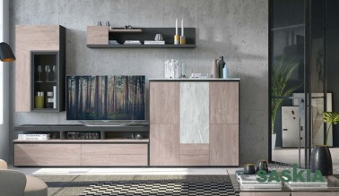 Muebles de salón moderno, rosamor 15 Rosamor