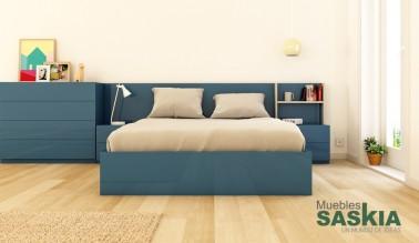 Dormitorio moderno actual