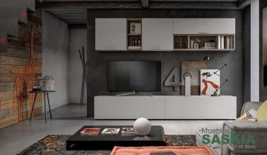 Resistentes muebles de salón