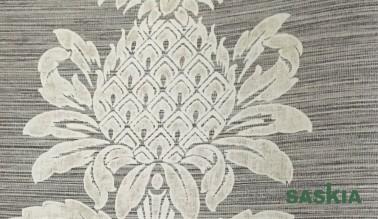 Papel pintado, estampado floral