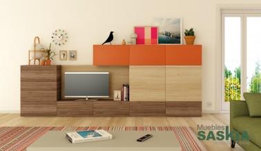 Muebles de salón actual