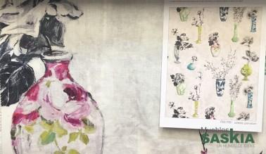 Textil para tapizar de tendencia 36