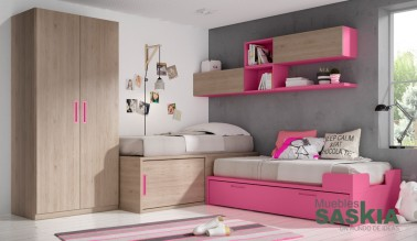 Dormitorio juvenil, tendencia