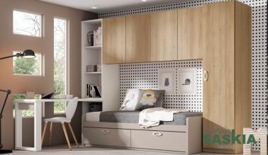 Muebles de dormitorio actual