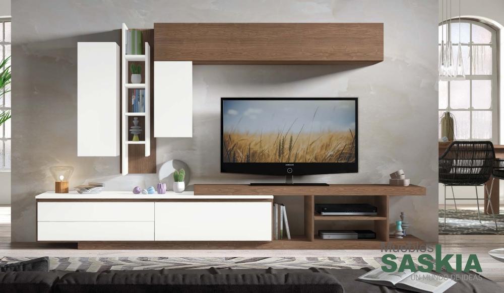 Mueble de salón, moderno 103 Rosamor