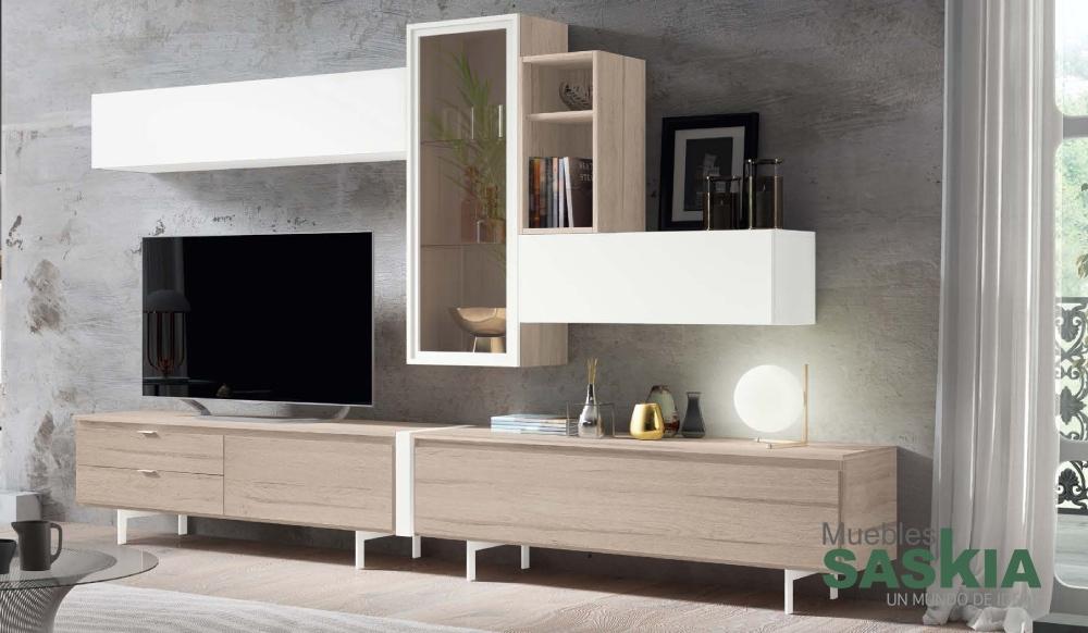 Conjunto de muebles modernos, rosamor 1