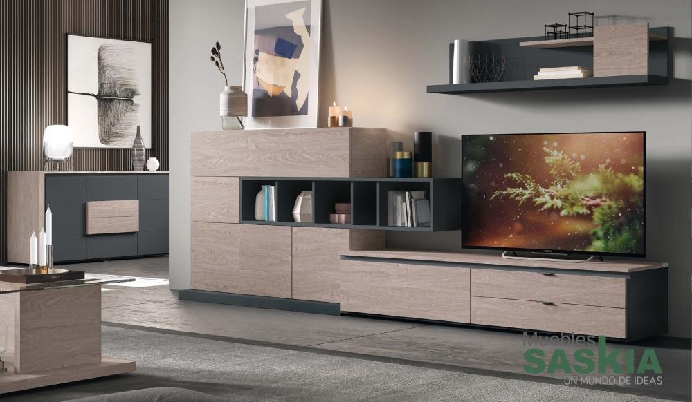 Muebles de salón moderno, rosamor 18 Rosamor