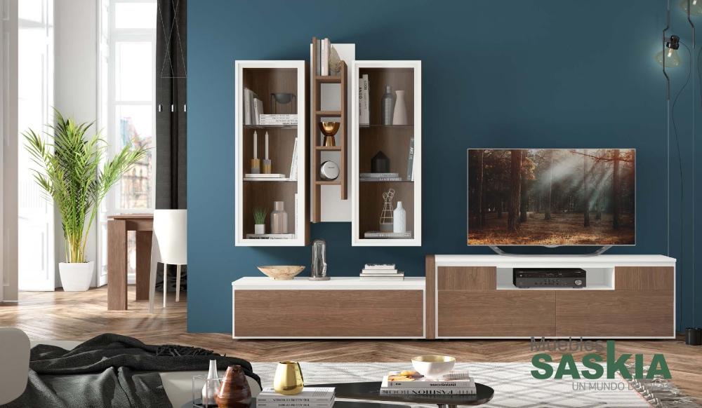 Mueble de salón moderno, rosamor 20 Rosamor