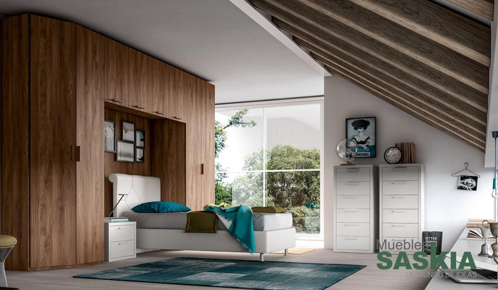 Muebles de dormitorio Mika