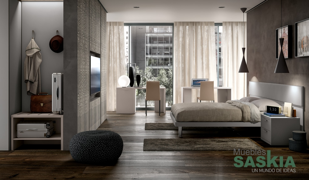 Muebles de dormitorio Santa Lucía