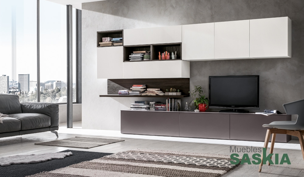 Muebles de sal n actual muebles saskia en pamplona for Actual muebles