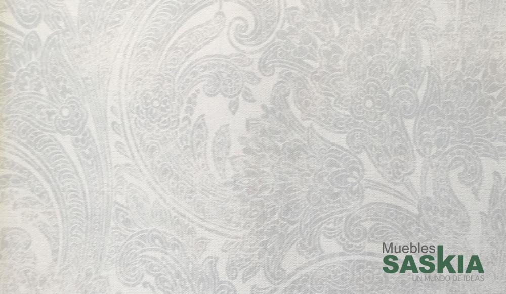 Papel pintado, motivo floral