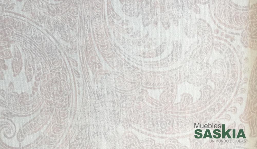 Papel para pared, motivo floral