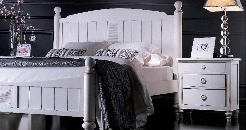 Dormitorio cl sico replicas 19 muebles saskia en pamplona - Dormitorio clasico moderno ...