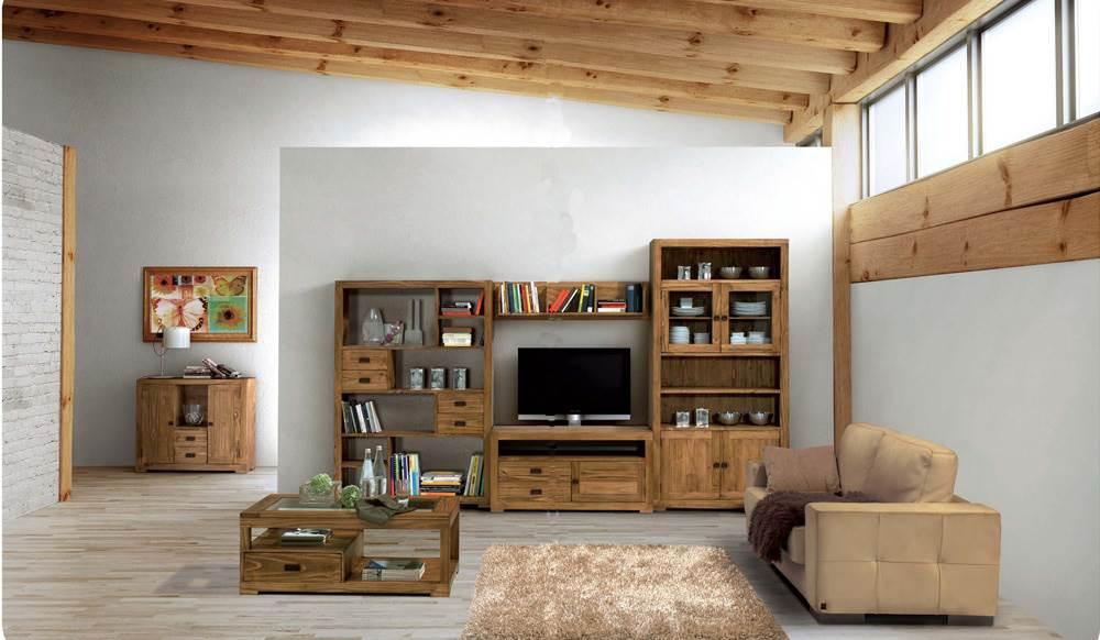 Awesome Salon Comedor Rustico Pictures - Casa & Diseño Ideas ...