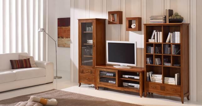 Sal n decora teka 49 muebles saskia en pamplona for Muebles la fabrica precios