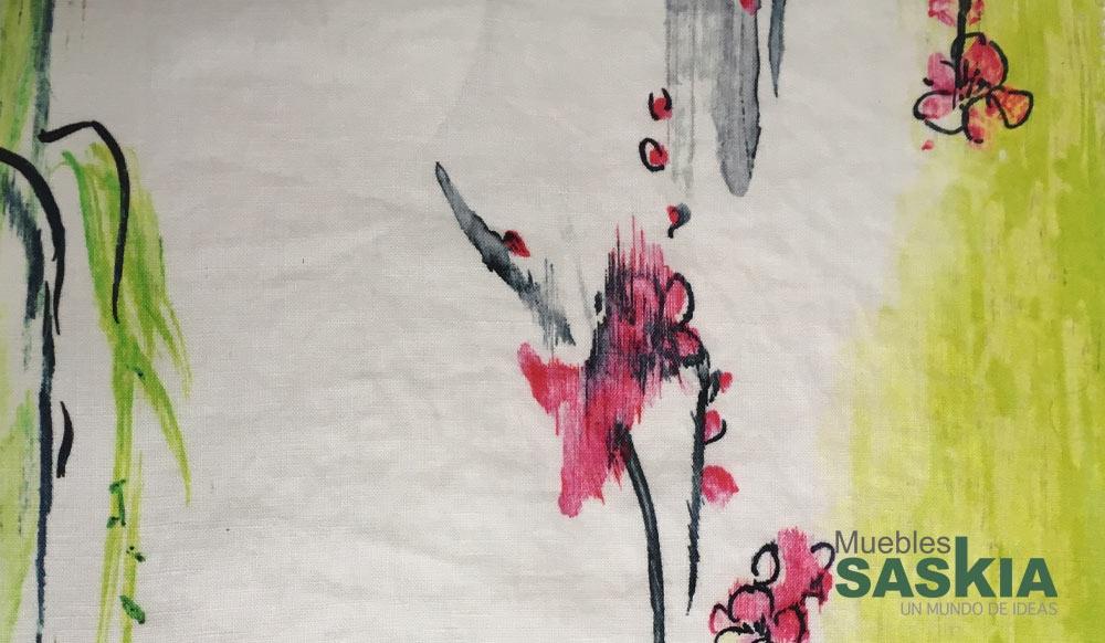 Tela original para tapizar