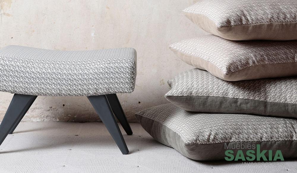 Tejido moderno para tapizar muebles