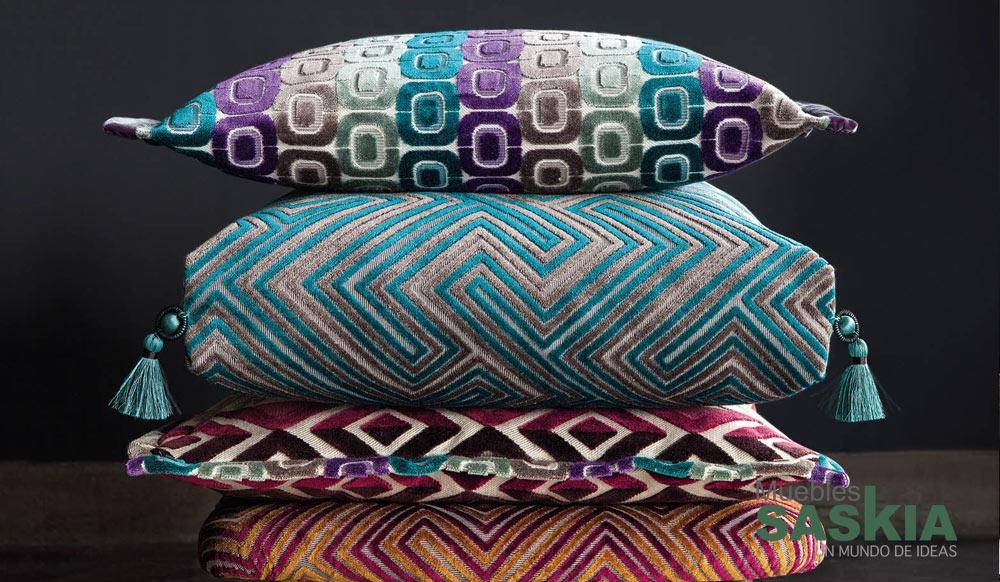 Tejido moderno, tela para tapizar | Muebles Saskia en Pamplona