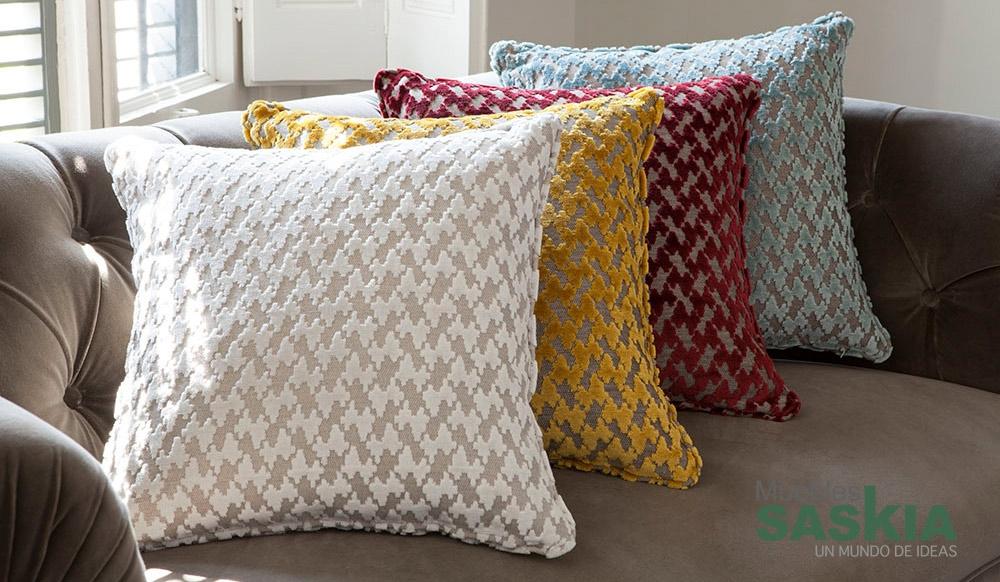 Moderna tela para tapizar muebles muebles saskia en pamplona Muebles de tele