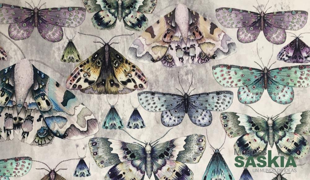 Moderna tela de tapicería