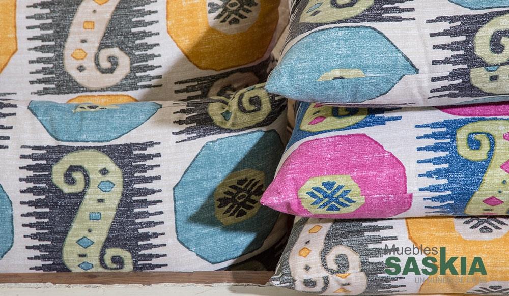 Tejido moderno para tapicería