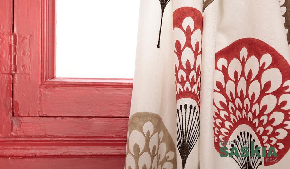 Motivo moderno, tela para tapizar