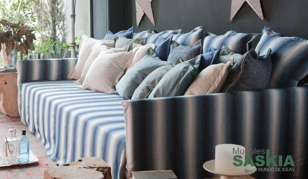 Tapizado a rallas para tapizar muebles
