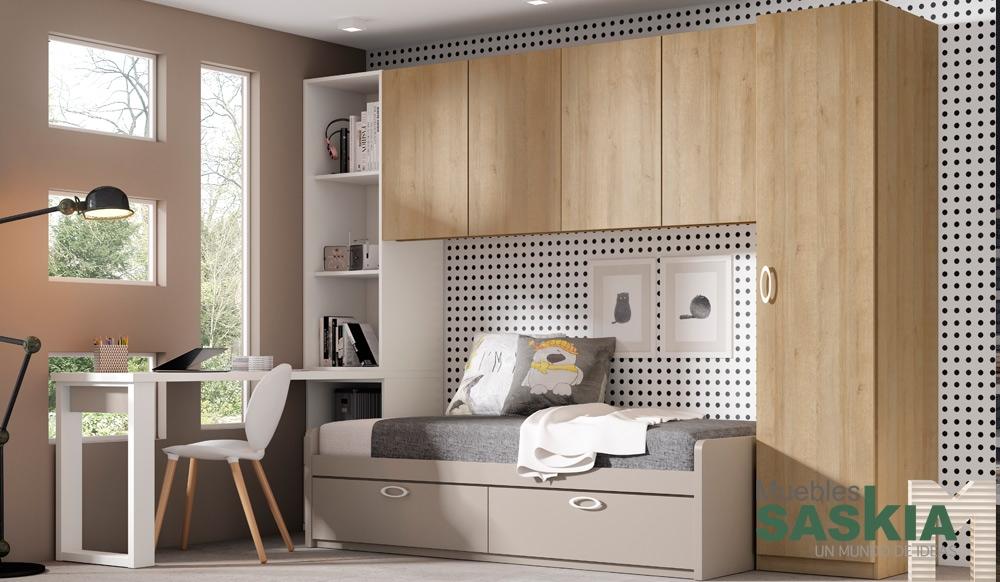 Muebles de dormitorio actual muebles saskia en pamplona for Actual muebles