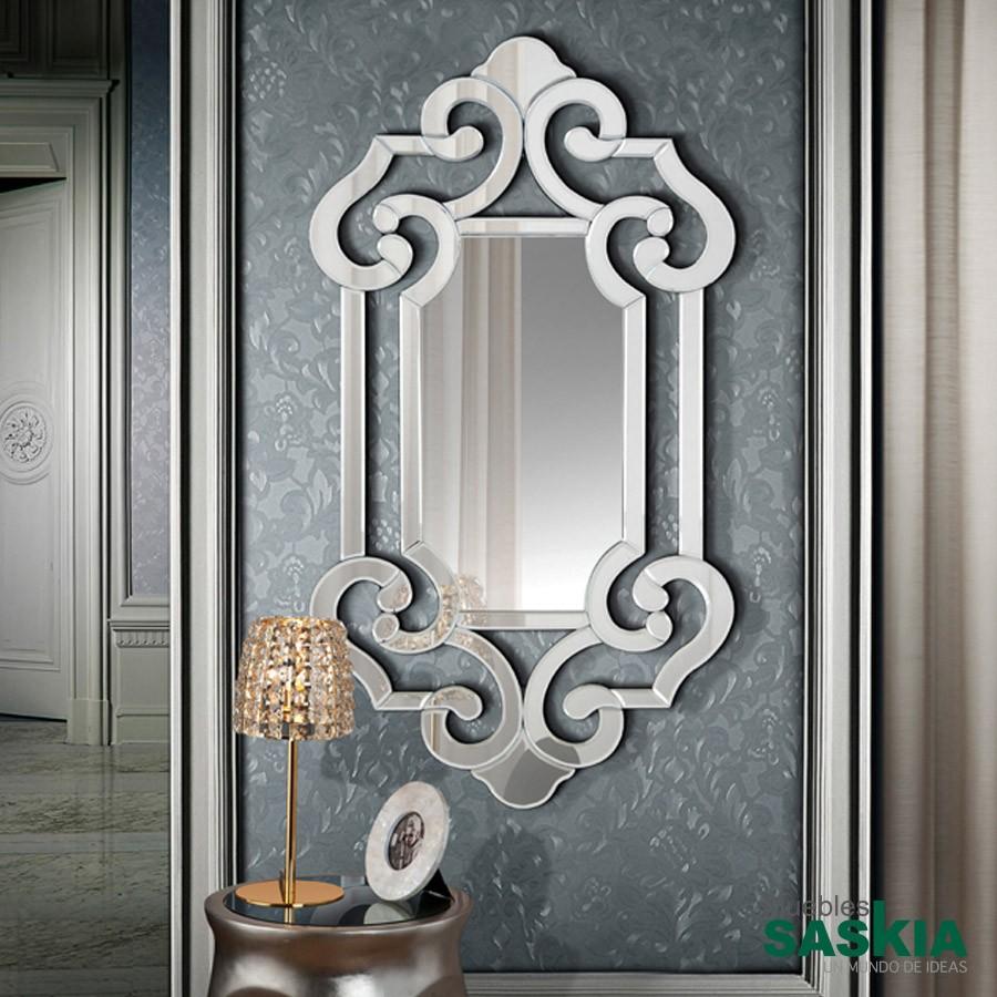Espejo dora 102x56