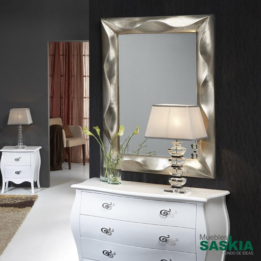 Espejo alboran rectangular
