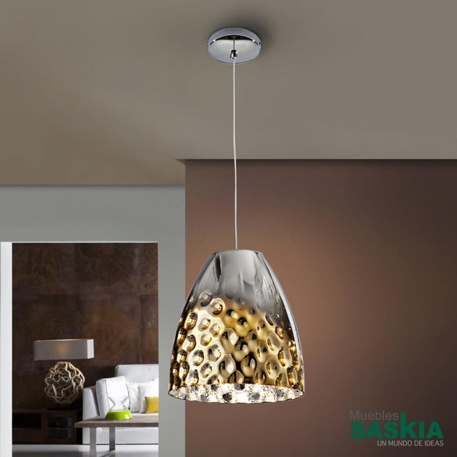 Lámpara riviera 1l diámetro 25