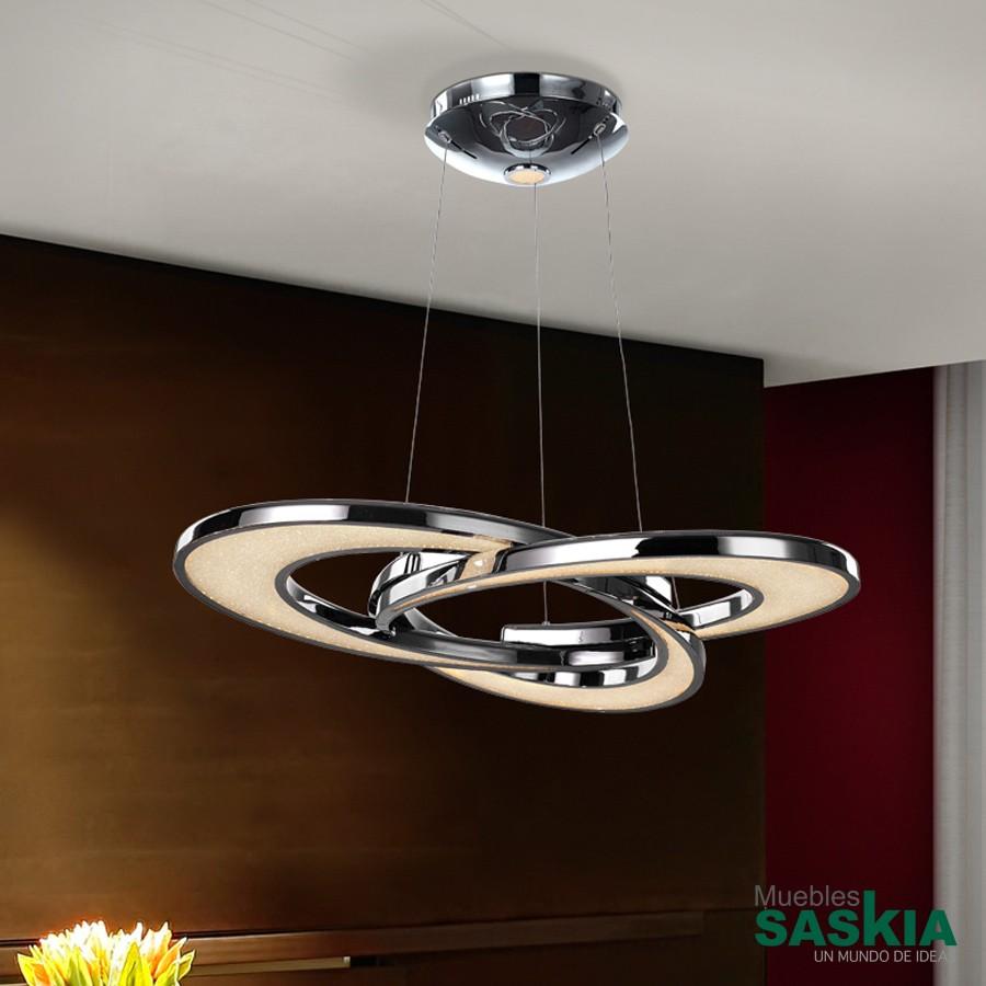 Lámpara led anisia diámetro 71