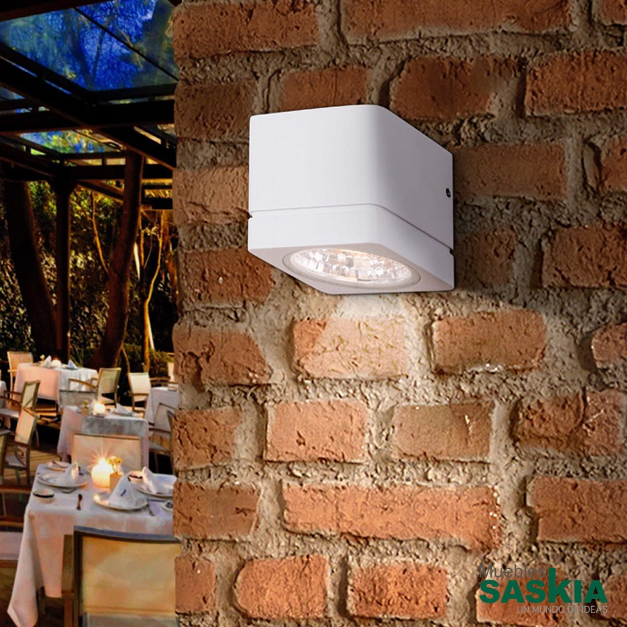 Aplique led extensible gregal 8w