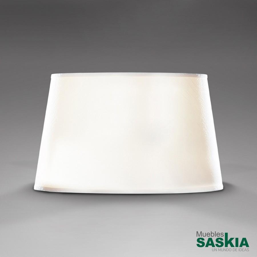 Pantalla blanca oval48x30x28