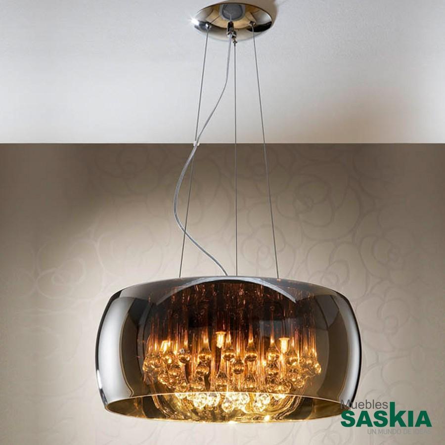 Lámpara colgante argos diámetro 50