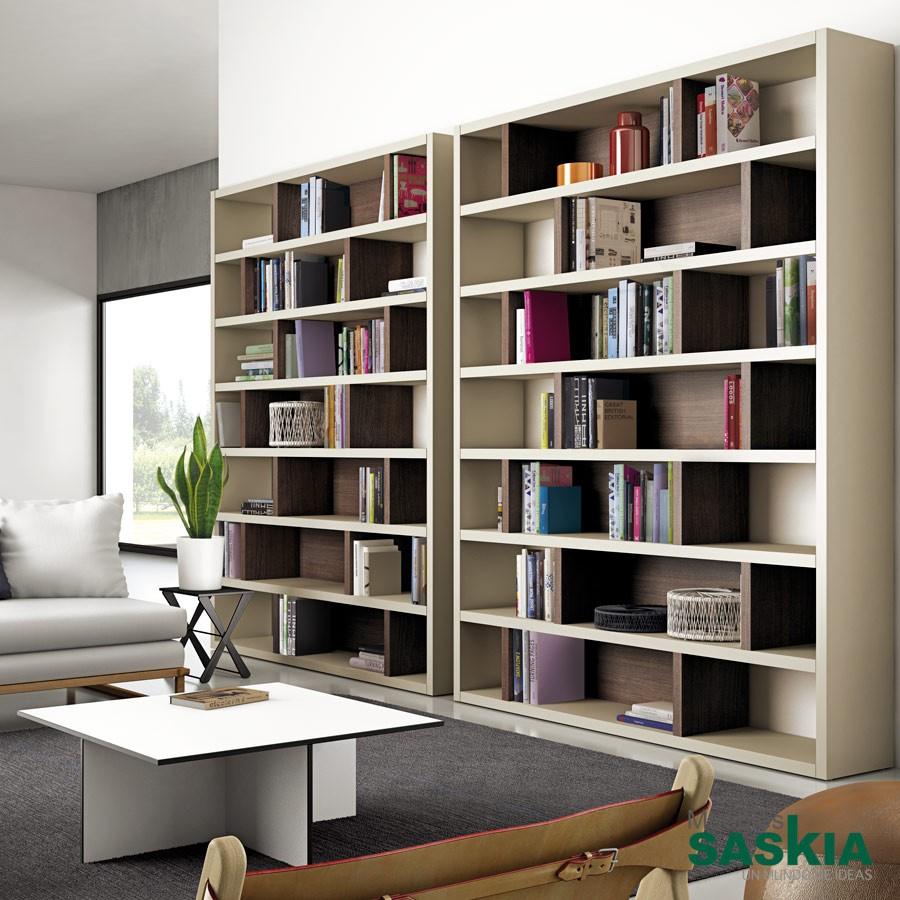 librera moderna ancha