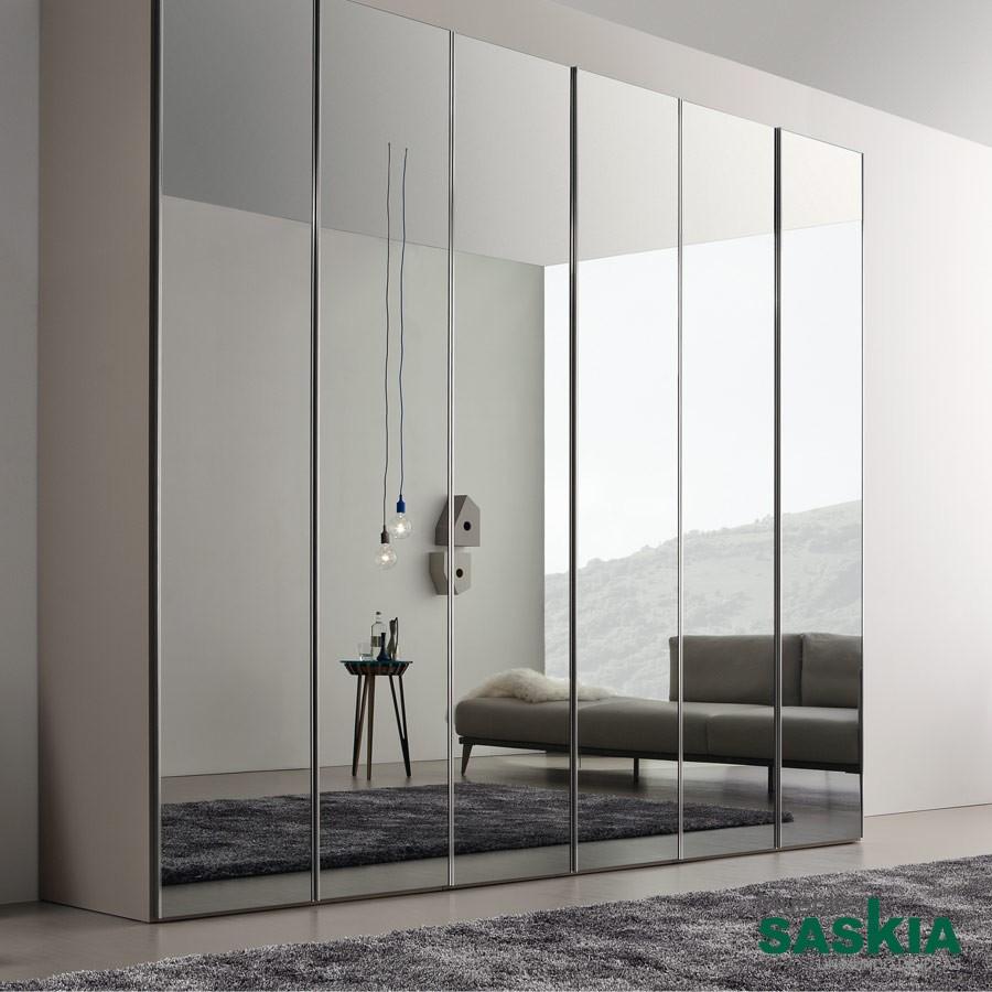 Armario moderno puerta batiente Cover
