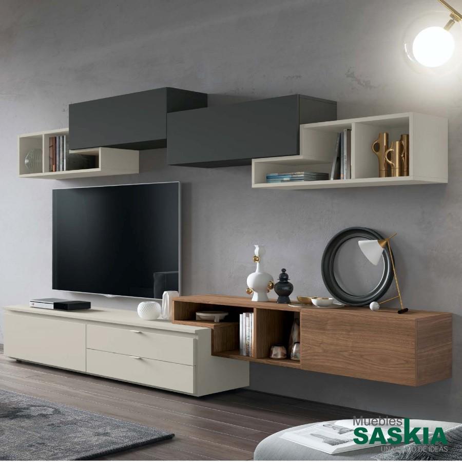 Muebles de salón actual, perfecto para tu hogar