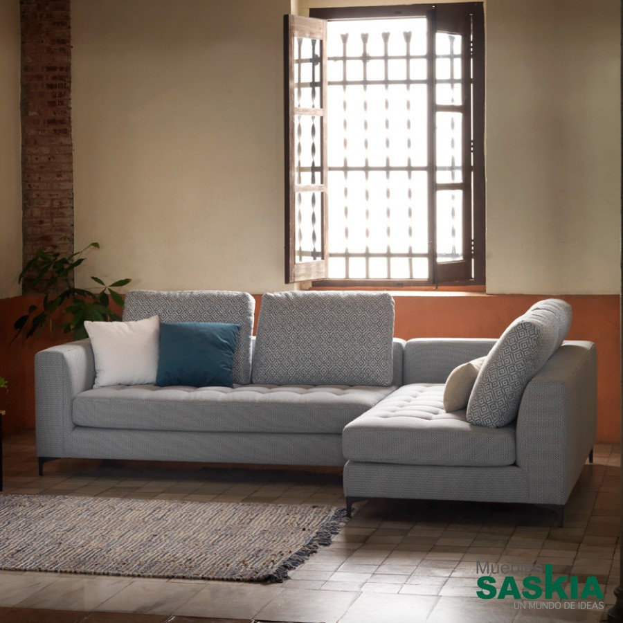 Sof s sof s moderno muebles saskia en pamplona for Muebles pamplona
