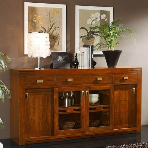 Aparador nepal 180 2221 muebles saskia en pamplona - Muebles estilo colonial ...
