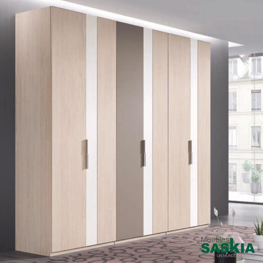 Armario vestidor moderno, 50