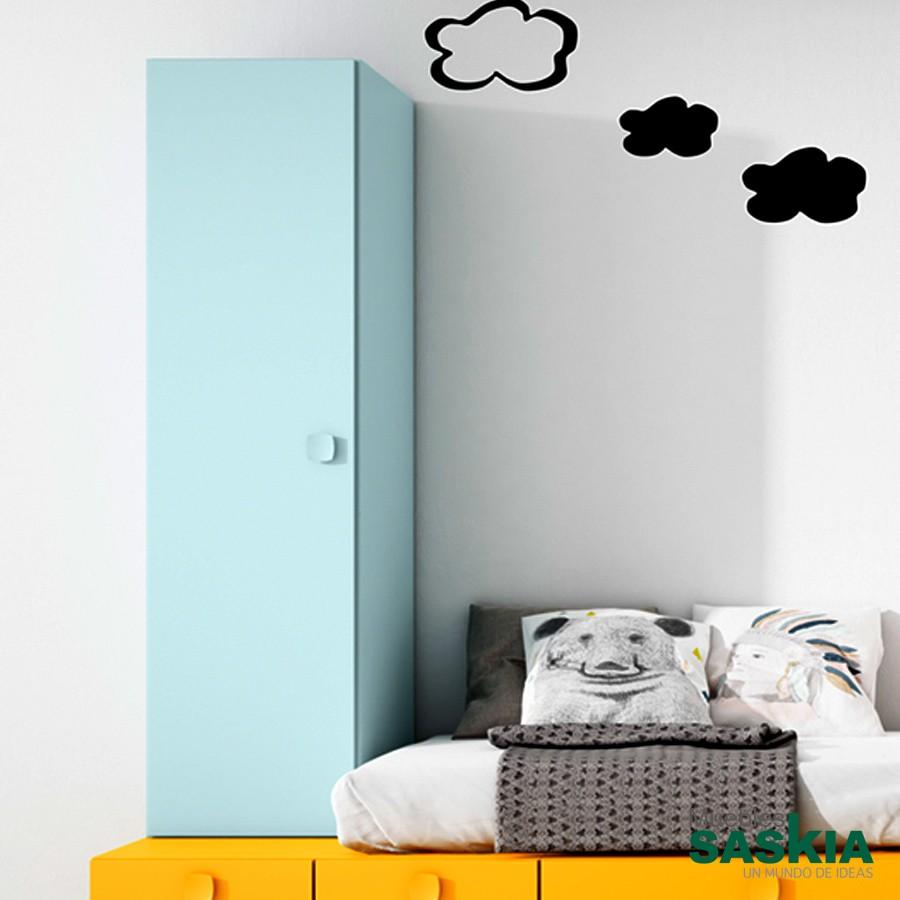 Armario juvenil, una puerta