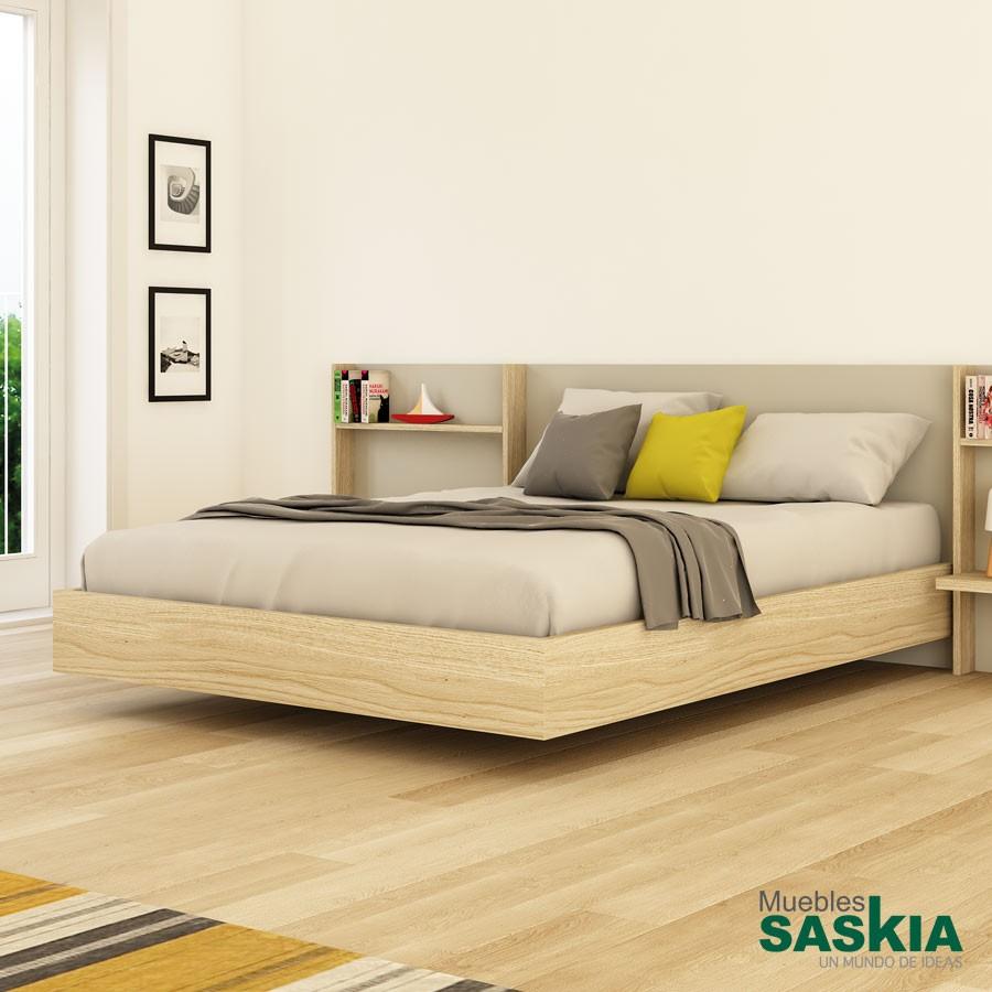 Base de cama, Lugano – chapa de madera